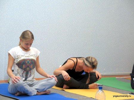 От хатха-йоги к раджа йоге