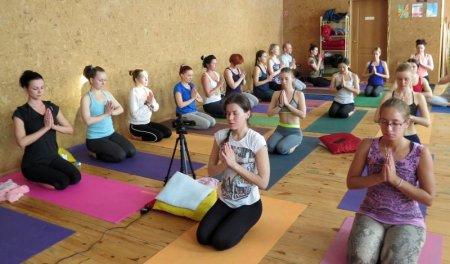 Качества преподавателя йоги