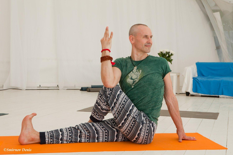 Йога и активная жизнь