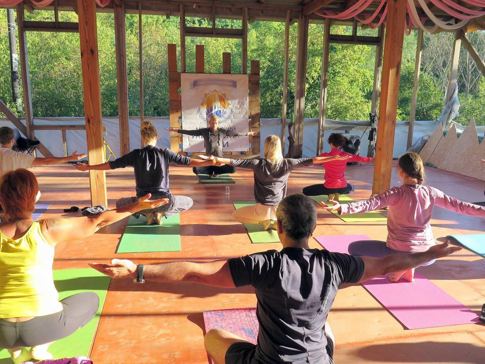 Фестиваль сахаджа йоги 2017 в тольятти