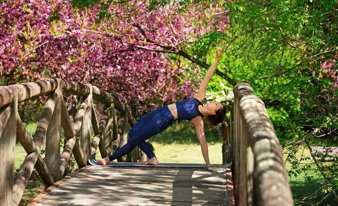 Ассоциация фитнеса и йоги